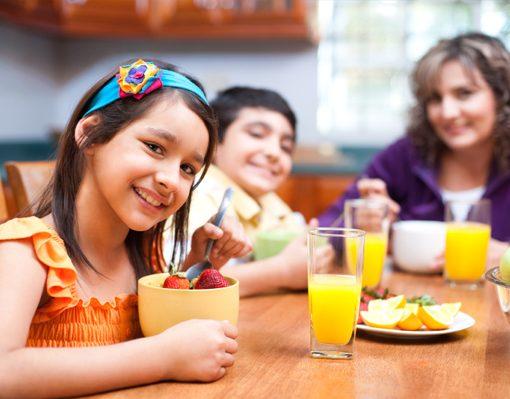 Παιδική διατροφή | Τροφόσπιτο